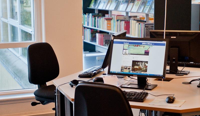 Internetcafe Frederiksværk