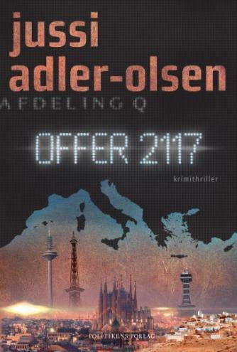 Jussi Adler-Olsen: Afdeling Q - Bind 8 : krimithriller