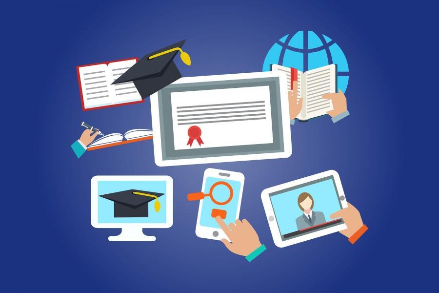 Online hjælp til de opgaveskrivende