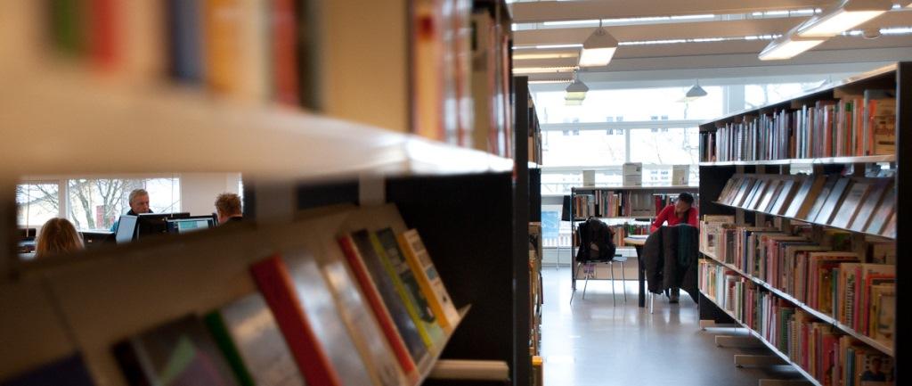 Billede af Frederiksværk Bibliotek